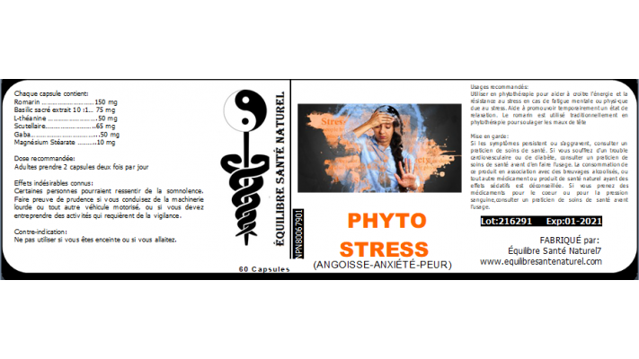 Complexe Phyto-Stress