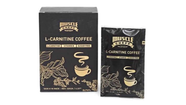 Café L-Carnitine, vitamine B et sans sucre
