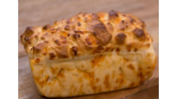 Pain protéiné au fromage (en tranche)