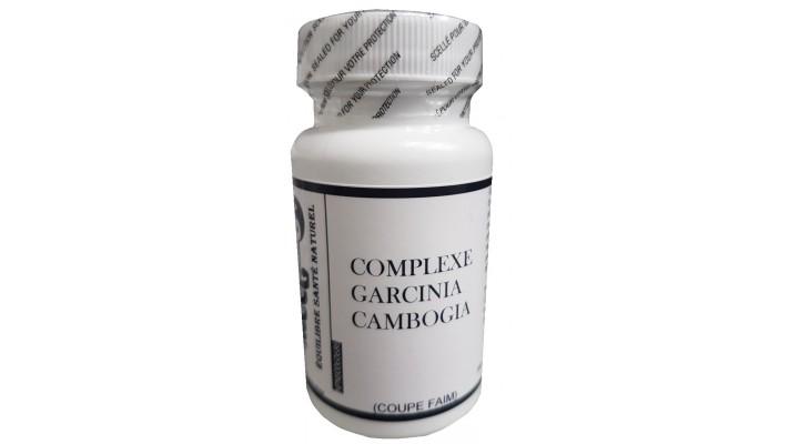Complexe Garcinia Cambogia (coupe faim)